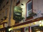Laurel's Pub - excellent late night grub!